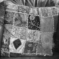 10 Fluffy cushion