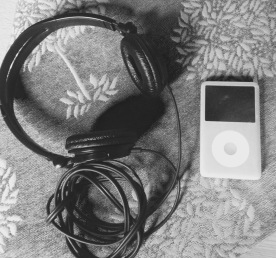 iPod (with headphones) (Patrick Donohoe)