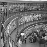 20 Real life library
