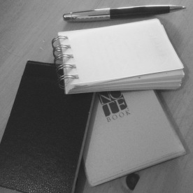 Student notes (Amanda Taylor)