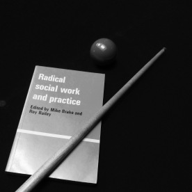 Cue / Radical social work (Pete Nelson)