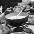 Cheese fondue (Dominique Moyse Steinberg)