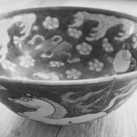 31a Chinese bowl
