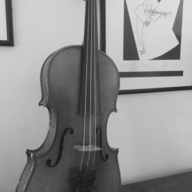 Violin (Natia Partskhaladze)