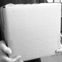 44 Cardboard box