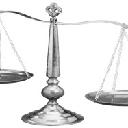 Balance scales (Jillian Anderson)