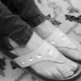 Sandals (Jo Burges)