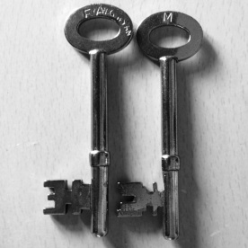Keys (male and female) (Paul Guckian)