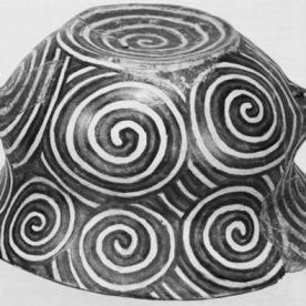 Trypillian dialectic spiral (Eugeniu Rotari)