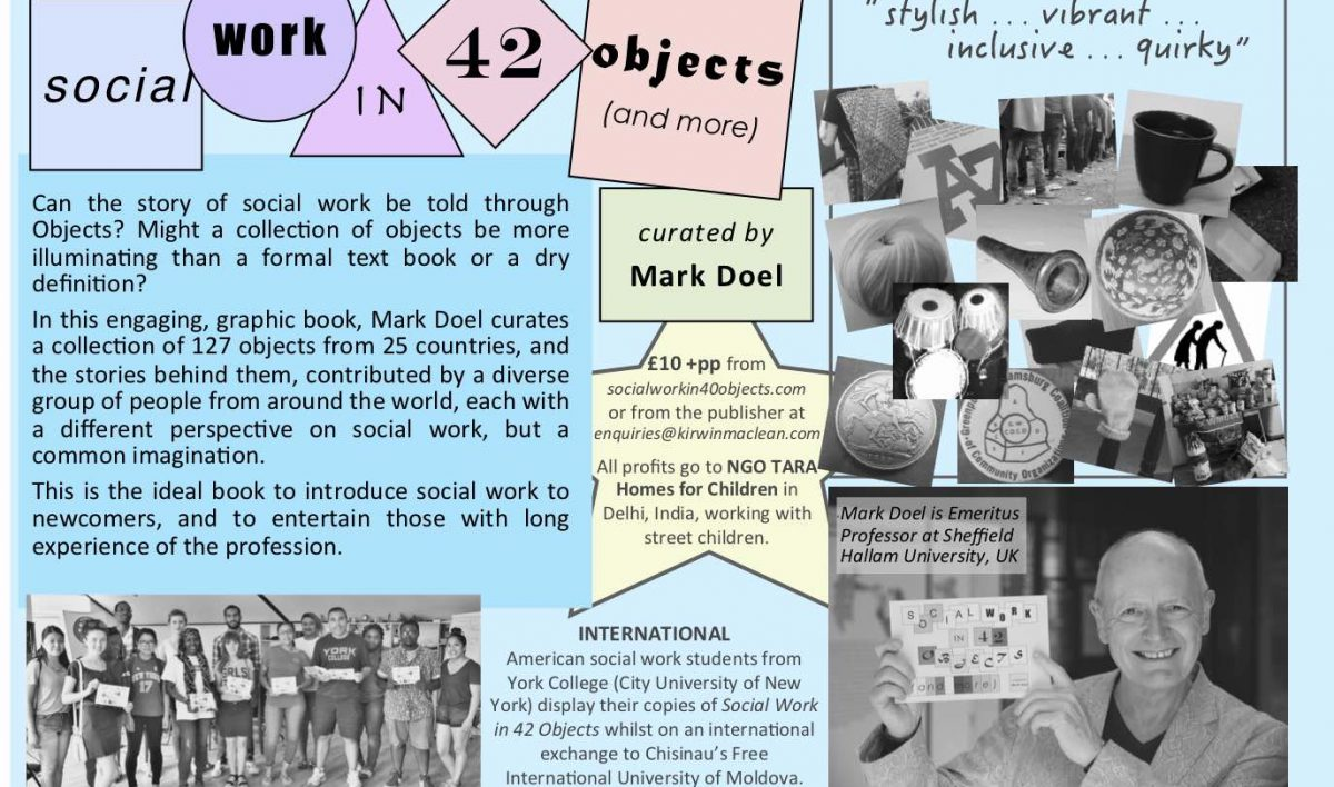 social work in 40 objects